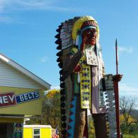 Big Chief Shop on the Mohawk Trail