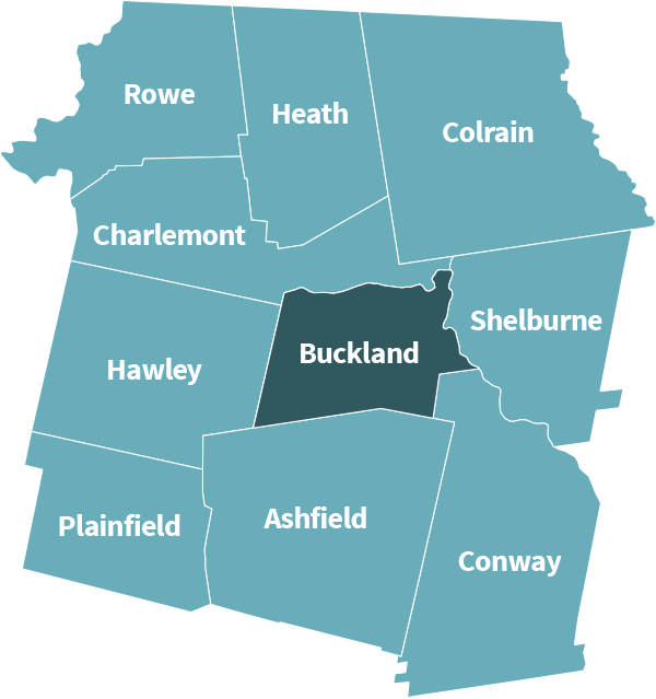 Buckland map
