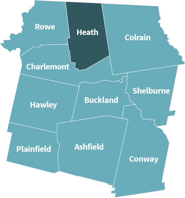 Heath map