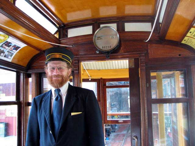 trolley conductor